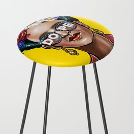 Something Dope Revised Counter Stool
