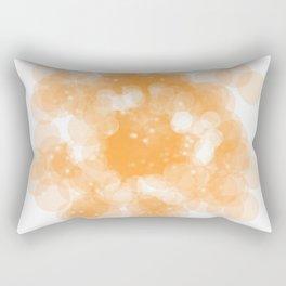 Super Orange Rectangular Pillow