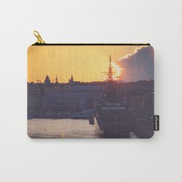 Helsinki Sunset Carry-All Pouch