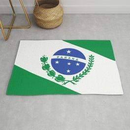 flag of Parana Rug