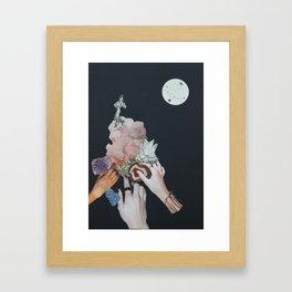 3 Fairy Godmothers Framed Art Print