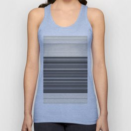 Decorative Modern GreyTaupe Clean Lines Unisex Tank Top