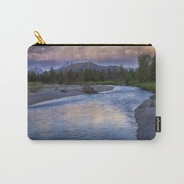 Morning on the Snake River - Grand Teton national Park Carry-All Pouch