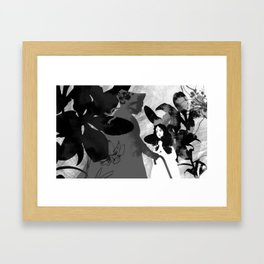 The Woman Who Could Conjure Framed Art Print