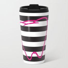 Dental Stripes Travel Mug
