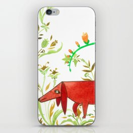 The Garden iPhone Skin