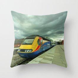 Nottingham HST Throw Pillow