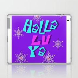 Halla lu ya Laptop & iPad Skin