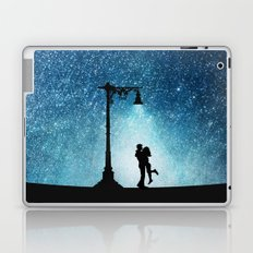 Just you, me and the stars Laptop & iPad Skin