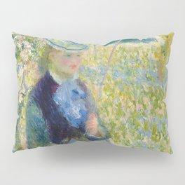 """Auguste Renoir """"Umbrella"""" Pillow Sham"""