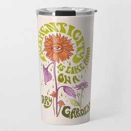 AUTHENTICITY GARDEN Travel Mug