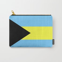bahamas country flag Carry-All Pouch