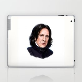 Sad Snape Laptop & iPad Skin