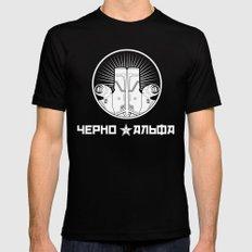 Cherno Alpha Mens Fitted Tee Black MEDIUM