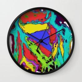Flux Wall Clock