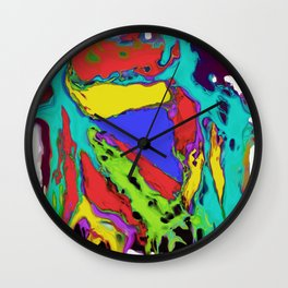 Flux Wall Clock