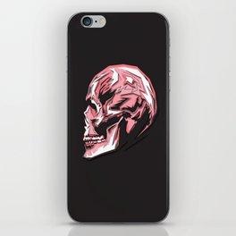 Scull Pop iPhone Skin