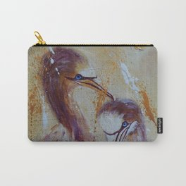 Crazy Love   Fou D'Amour Carry-All Pouch