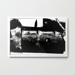 REPAIR / 02 Metal Print