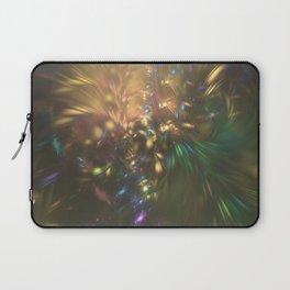 Golden splash Laptop Sleeve