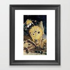 Antioco (wake up) Framed Art Print