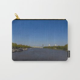 The River Thames, London Carry-All Pouch