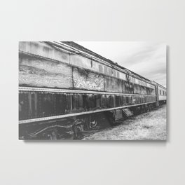 Going Nowhere Metal Print