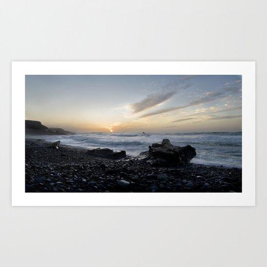 Fuerteventura 1 Art Print