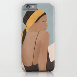 Warm Beauty iPhone Case