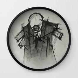 Wraith III. Wall Clock