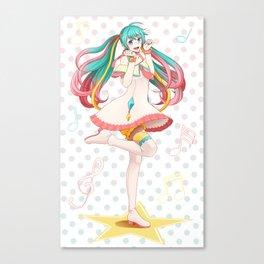 Twinkle Star Canvas Print