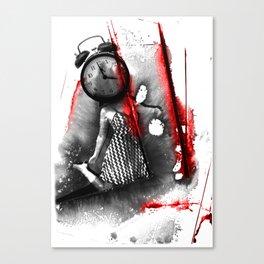 4am Canvas Print