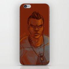 James Vega iPhone Skin