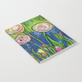 Garden Story Notebook