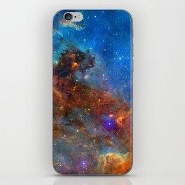 North America Nebula iPhone Skin