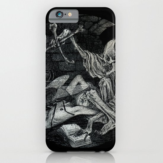 Puppeteer iPhone & iPod Case