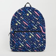 Magical Weapons Backpack