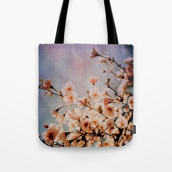 Spring Romance Tote Bag