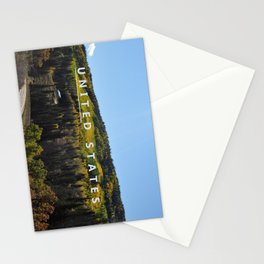 Unite the States Stationery Cards