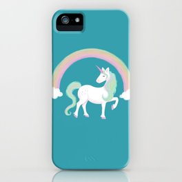 Look at me! I'm a Unicorn! iPhone Case
