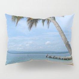 Isle of San Blas PANAMA - the Caribbeans Pillow Sham