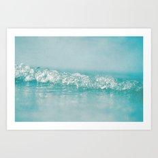 ocean 2242 Art Print