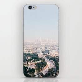 Pink LA iPhone Skin