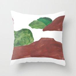 15    | Mountain Watercolour Painting  | 190402 Throw Pillow