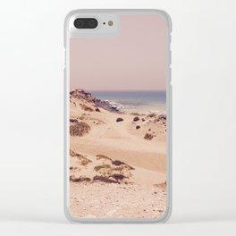 El Cotillo Clear iPhone Case