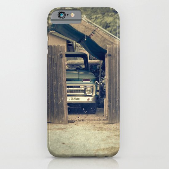 safe at home iPhone & iPod Case