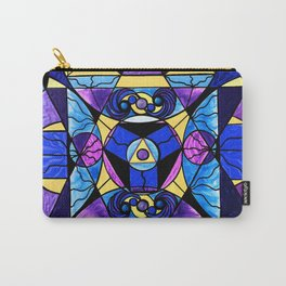 I Know Carry-All Pouch