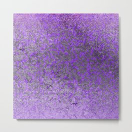 Glitter Star Dust G317 Metal Print