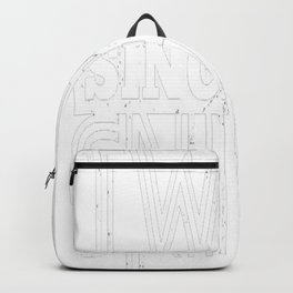 Twins-Since-1998---19th-Birthday-Gifts Backpack