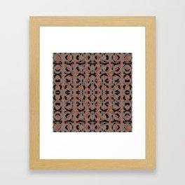 karika Framed Art Print